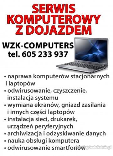 Serwis Komputerowy z DOJAZDEM