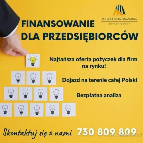 Najtańsza oferta pożyczek dla firm na rynku!